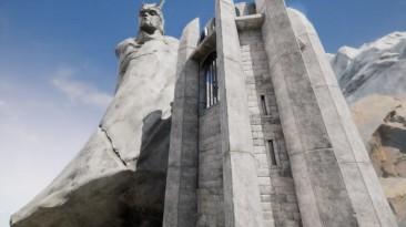 Локация Titan Pass в новом Unreal Tournament