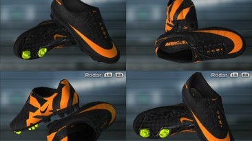 """PES 2011 """"Nike Mercurial Boots"""""""