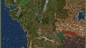 В Heroes of Might and Magic 3 теперь можно посетить точную копию Средиземья