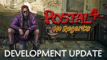 Подробности следующего крупного обновления для Postal 4: No Regerts