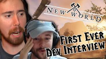 Интервью с разработчиками New World о грядущих изменениях игры