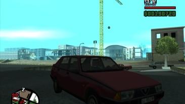 "Grand Theft Auto: San Andreas ""Alfa Romeo 75"""