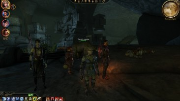 Dragon Age: Origins: Сохранение/SaveGame (Знатный гном (Женщина). Поэтапные и 100% пройдено)