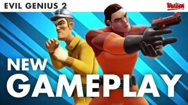 Шесть минут геймплея Evil Genius 2