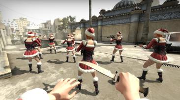 "Counter-Strike: Global Offensive ""Natalie (Santa Girl)"""