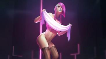 Арты из Cyberpunk 2077