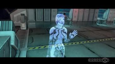Вступительный ролик Halo: Combat Evolved Anniversary
