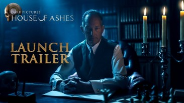 Релизный трейлер интерактивного хоррора The Dark Pictures: House of Ashes с живыми актерами