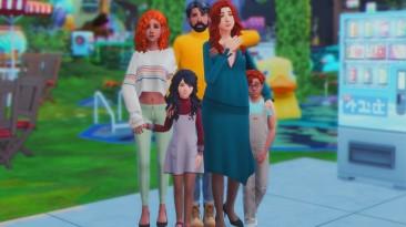 """The Sims 4 """"Мероприятия для всей семьи"""""""