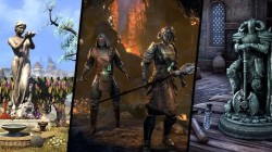The Elder Scrolls Online - Новинки кронного магазина: январь