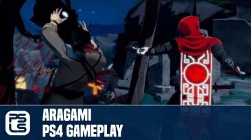 Состоялся релиз стелс-экшена Aragami
