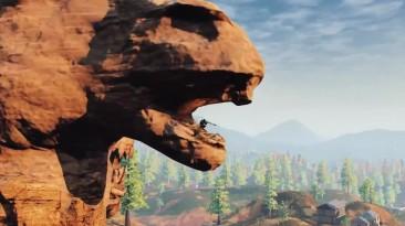 H1Z1: Battle Royale: Новая карта Outland