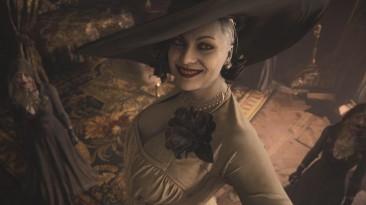 Сотрудник IGN выпустил пародийный рекламный ролик фигурки Леди Димитреску из Resident Evil Village