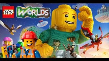 """LEGO Worlds """"Модель Cafe lego worlds"""""""