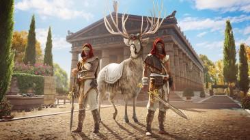 """Набор """"Оракул"""" уже доступен в Assassin's Creed: Odyssey"""