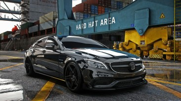 "Grand Theft Auto 5 ""Mercedes-Benz cls 63 brabus"""