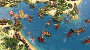 Разрушение в Age of Empires 3: Definitive Edition выходит на новый уровень