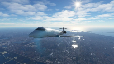 Дата выхода следующего крупного обновления для Microsoft Flight Simulator