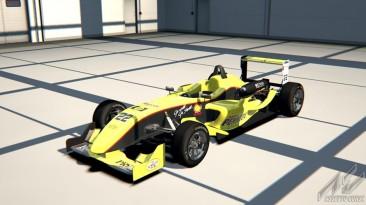 Assetto Corsa - Int. Formula Series 3