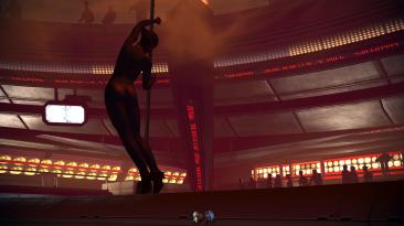 "Mass Effect 2 ""Голые танцовщицы"""