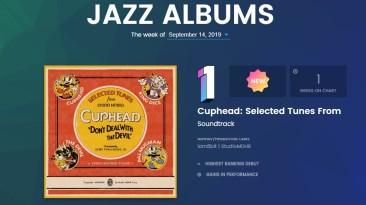 Саундтрек Cuphead возглавил Billboard Jazz Charts
