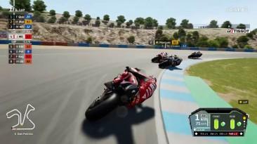 Вышел первый геймплейный трейлер для MotoGP 21