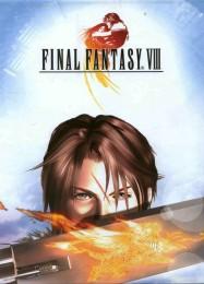 Обложка игры Final Fantasy 8