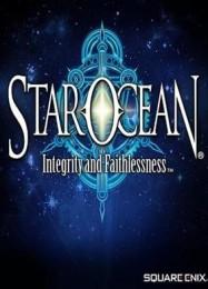 Обложка игры Star Ocean: Integrity and Faithlessness