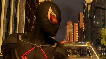 "The Amazing Spider-Man 2 ""Черный костюм с ПС4 [turiCt]"""