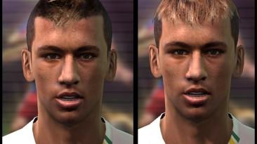 """PES 2011 """"Neymar Face"""""""