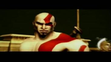 "God of War: Chains of Olympus ""Официальный трейлер"""