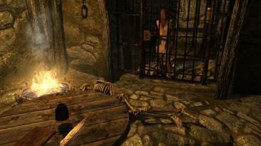 Пусть весь мир подождёт - фанат The Elder Scrolls просидел в тюрьме в игре более 600 лет