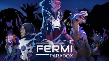 Первый трейлер новой стратегии об инопланетных цивилизациях The Fermi Paradox