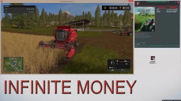 Farming Simulator 17: Трейнер/Trainer (+1: Деньги / Money) [Update 2] {FutureX}