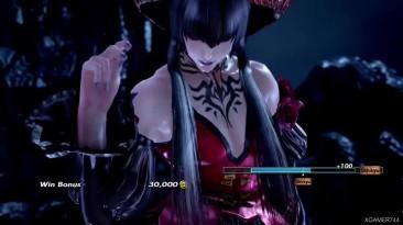 Tekken 7. Eliza Arcade Mode