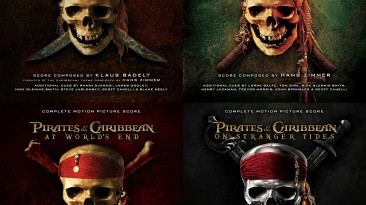 "Assassin's Creed 4: Black Flag ""Pirates of the Caribbean OST"""