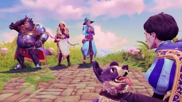 Трейлер к выходу сказочного DLC Toby's Dream для всех владельцев Trine 4
