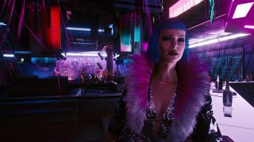 """Cyberpunk 2077 """"Улучшенные эффекты"""""""