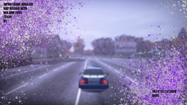 "Need for Speed: Most Wanted ""Красивая сборка в японском стиле"""