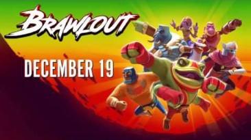 Компанейский файтинг Brawlout выйдет на Nintendo Switch 19 декабря