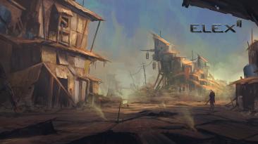 Новые концепт-арты Elex 2