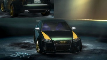 """Need for Speed: Undercover """"Новая audi rs4 и mazda rx7"""""""