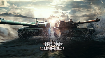 Iron Conflict - Steam-ключ