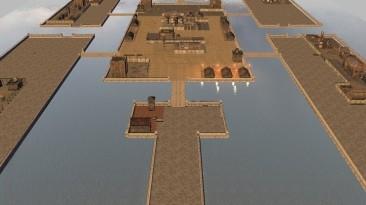 """Company of Heroes 2 """"8_p Complex Of Bridges (карта)"""""""