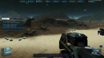 "Asteroids: Outpost ""Геймплейное видео"""