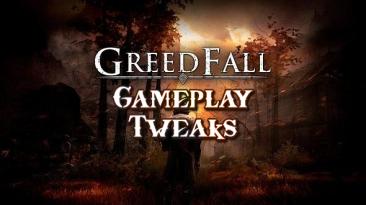 "GreedFall ""Улучшенный геймплей игры"""