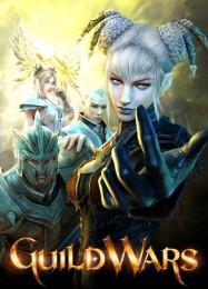 Обложка игры Guild Wars