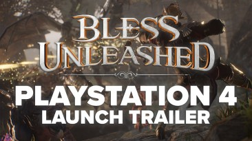 MMORPG Bless Unleashed вышла на PlayStation 4