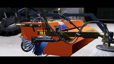 Tuchel-Sweep PLUS 590 Sweeper (уборочная машина)