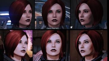 """Mass Effect Legendary Edition """"Симпатичные девушки для ME1 и ME2"""""""
